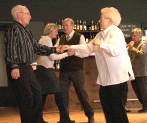 Tanzen macht in jedem Alter Freude