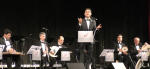 Gaststar Bekir Ünlüataer beim Konzert